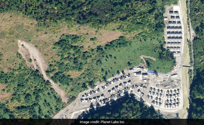 Exclusive: China Has Built Village In Arunachal, Show Satellite Images