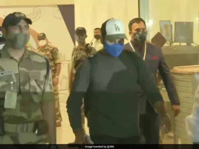 Five Team India Members Land In Mumbai, Advised Home Quarantine