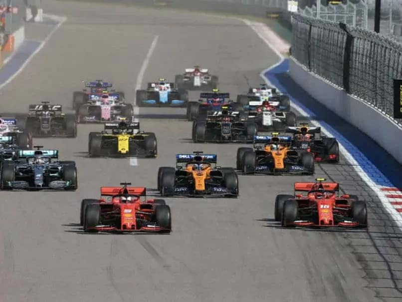 F1: Turkish Grand Prix Cancelled, Replaced By Second Race In Austria