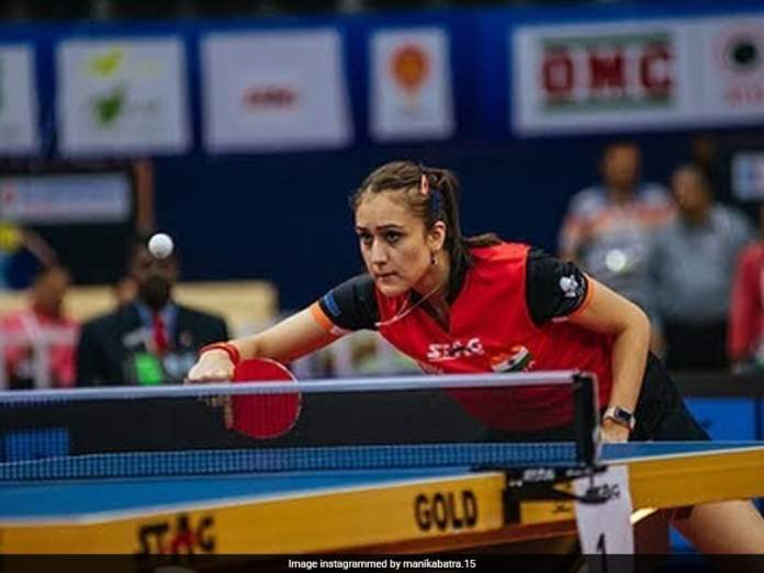 Derailed Olympic Preparation Back On Track After Manika Batra Agreees To Attend National Camp    Table Tennis News