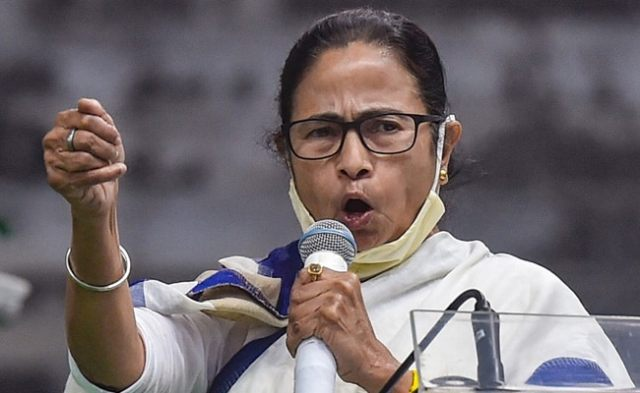 Mamata Banerjee Launches 2021 Bengal Election Slogan, Pokes 'Outsiders'