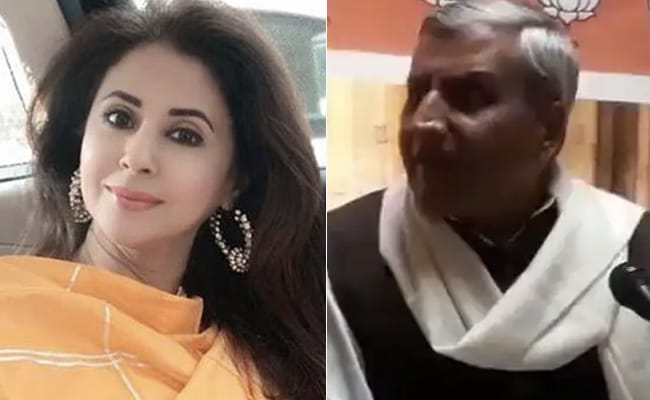 Urmila Matondkar has now targeted the Haryana minister, giving a controversial statement on the farmers