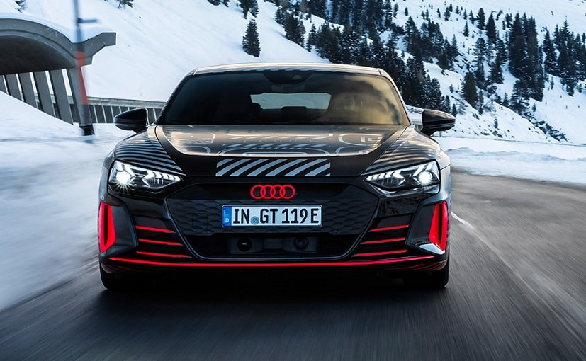The Audi E-Tron brand is an EV first brand which will take precedence at the group