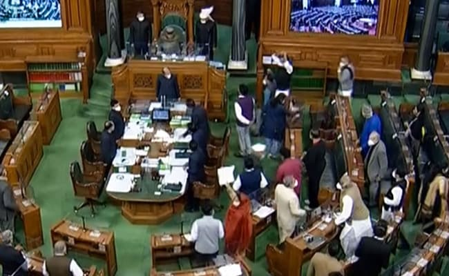 Centre Introduces Bill To Help Pandemic-Hit Small Enterprises