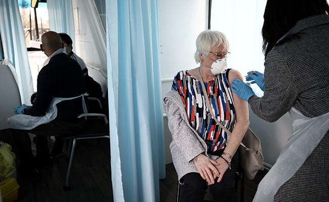Fully Vaccinated People Account For Only 1% Of Covid Deaths: UK Data