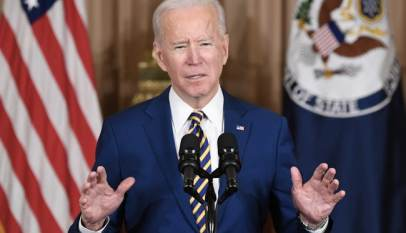 """Democracy Is Fragile,"" Joe Biden Says After Trump Acquittal"
