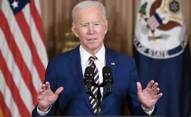 Joe Biden Declares America, Transatlantic Alliance 'Back'