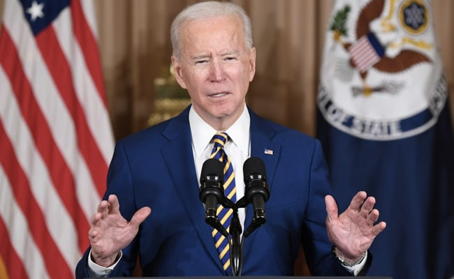 Joe Biden Orders Flags At Half Mast To Mark Half Million Covid Deaths In US