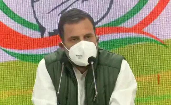 राहुल गांधी ने यूपी के अमेठी में कोविड मरीजों के लिए 10,000 मेडिकल किट भेजे