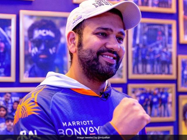 IPL 2021: Rohit Sharma Welcomes New Mumbai Indians Players To