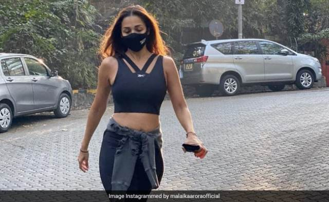 Malaika Arora Posts Pic Of Her 'Daily Hustle' And We Can't Even...