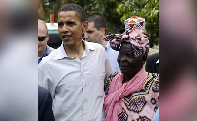 Barack Obama's Kenyan Grandmother Dies Aged 99