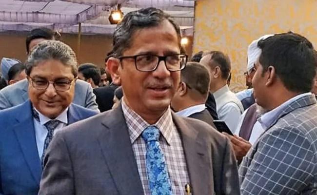 जस्टिस एनवी रमना देश के 48वें  मुख्य न्यायाधीश बने, राष्ट्रपति रामनाथ कोविंद ने दिलाई पद की शपथ