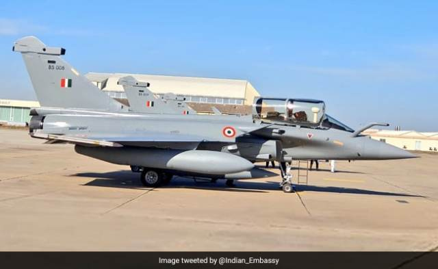 Congress Vs BJP Over French Probe Into Rs59,000-Crore Rafale Jet Deal