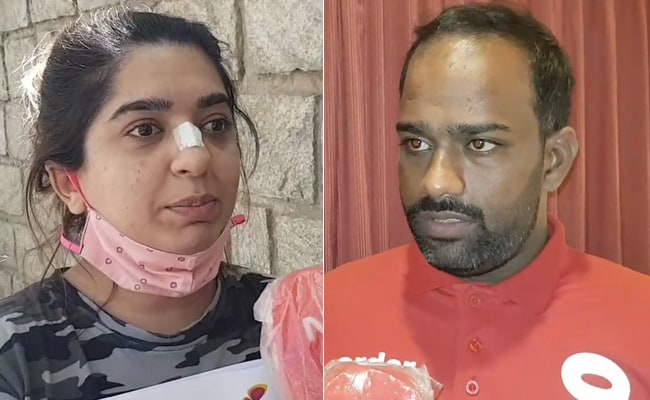 Zomato Delivery Man Files Case Against Bengaluru Woman Over Assault Row