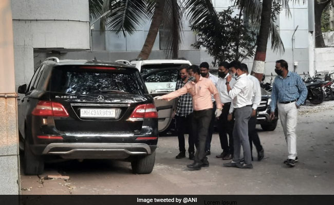 Ambani Bomb Scare: Yet Another Car, This Time A Volvo, Found Involved