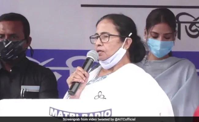In Nandigram, Mamata Banerjee Battles 'Outsider' Tag