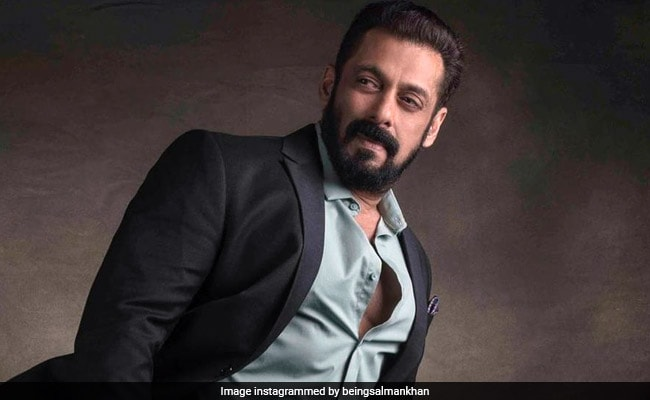 Salman Khan Receives His First Shot Of COVID-19 Vaccine. See What He Tweeted