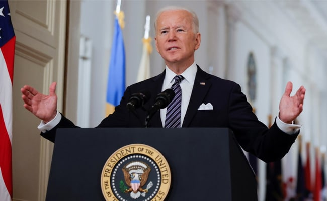 Free And Open Indo-Pacific Essential For All: Biden At First Quad Summit