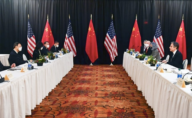 'Translator Should Get A Raise': US After Chinese Envoy's Speech