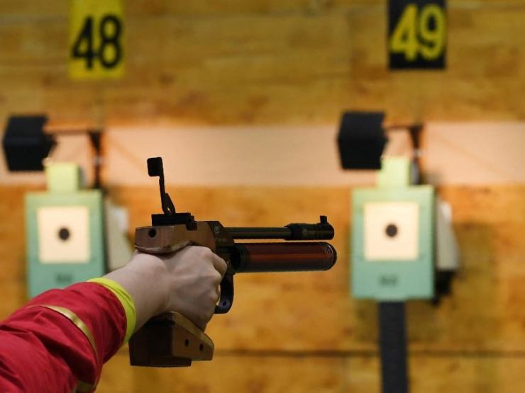 Shooting World Cup In Baku Ahead Of Tokyo Olympics Cancelled Due To COVID-19