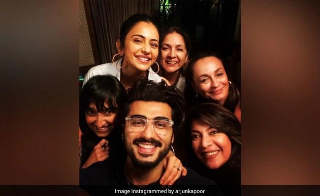 Arjun Kapoor Has 'Always Been A Ladies' Man.' See Proof