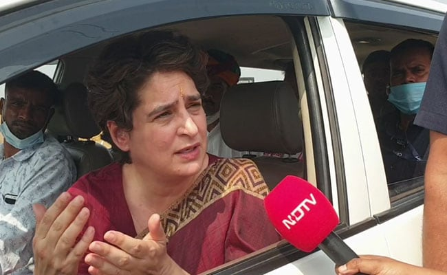 'Irresponsible Of CBSE To Hold Exams Amid Covid Spike': Priyanka Gandhi
