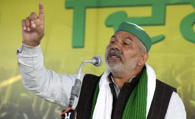 Centre Shouldn't Treat Farmers' Stir Like Shaheen Bagh Protest: Farm Leader