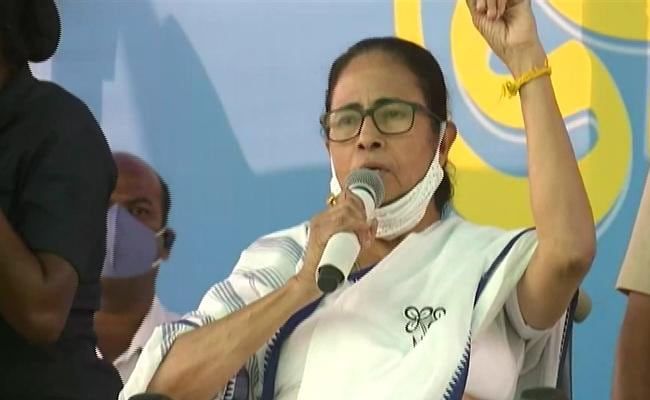 BJP's Promise Of Free Ration False, Will Not Fulfil It: Mamata Banerjee