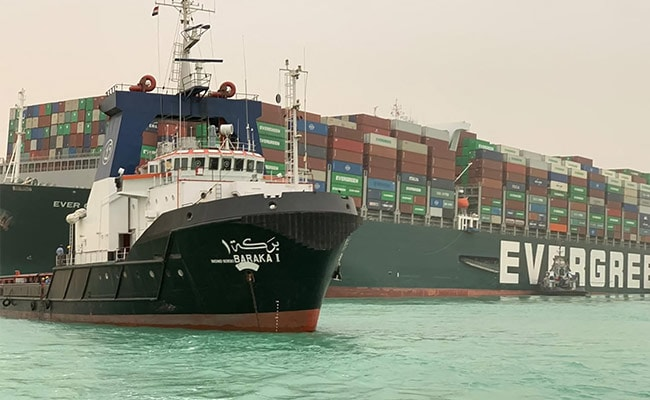 Egypt's Suez Canal Authority Says Shipping Backlog Cleared