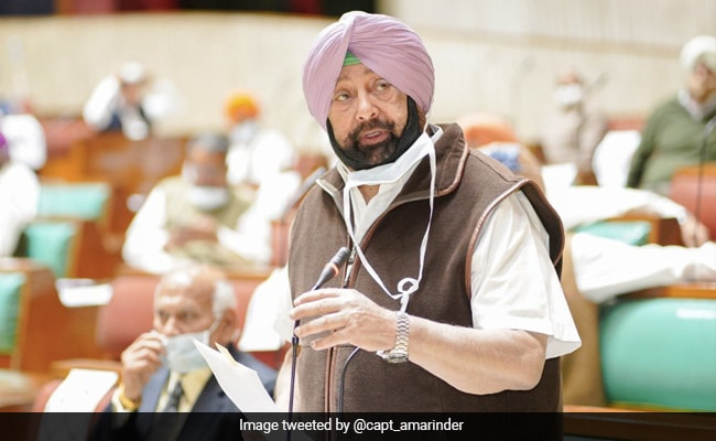 Punjab Government Shuts Iron, Steel Industries To Divert Oxygen For Medical Use   Latest News Live   Find the all top headlines, breaking news for free online April 25, 2021