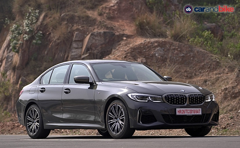 The BMW M340i gets a 3.0-litre, six-cylinder engine under its hood.
