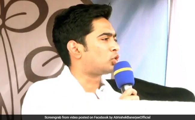 Family Of Trinamool's Abhishek Banerjee Coal Scam Linked Funds: Probe Agency