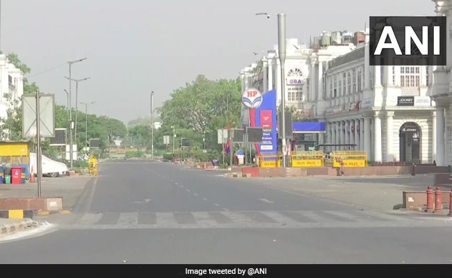 India Celebrates Holi In Shadow Of Covid, Roads Deserted In Cities: Pics