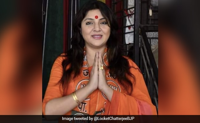 Locket Chatterjee, Who Built BJP Poll Machinery From Ground Up, Trailing
