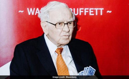 Warren Buffett, Chief Executive Officer Of Berkshire Hathaway, Just Wanted  To Say Sorry
