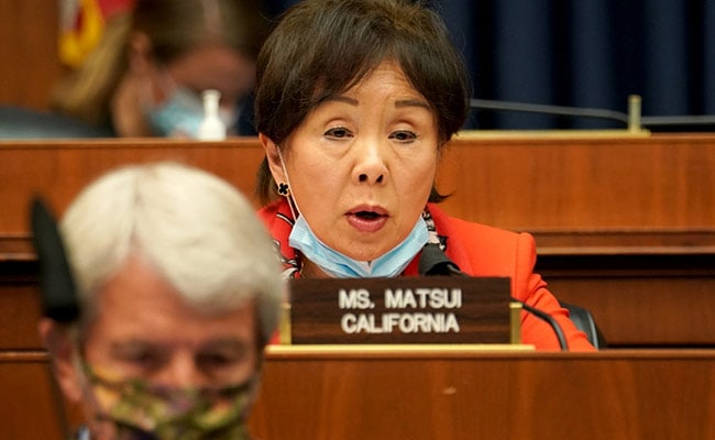 'I Am Not A Virus': Asian-American Lawmakers Protest Racist Abuse