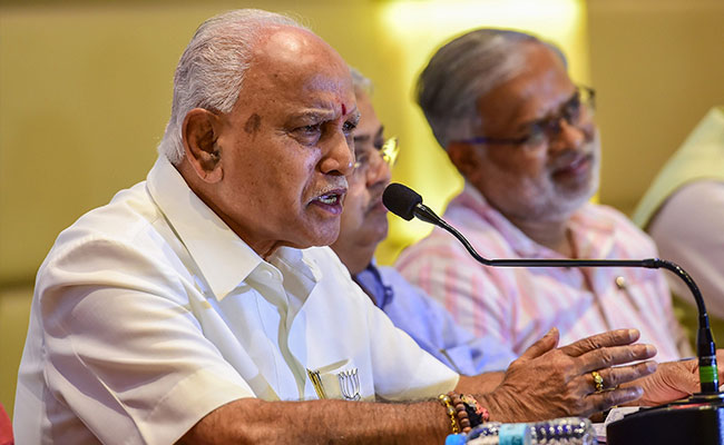 In Setback For BS Yediyurappa, 'Operation Kamala' Probe Cleared By Court
