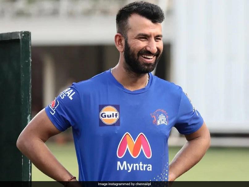 IPL 2021: Deepak Chahar, Cheteshwar Pujara Play Table Tennis, But With A Tweak. Watch