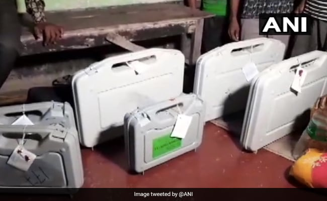 Bengal Poll Officer Sleeps Over At Trinamool Leader's Home With EVM, Suspended