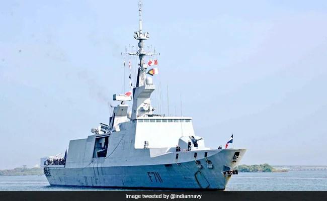 US Congressman Praises Quad Plus France Naval Exercise In The Bay Of Bengal
