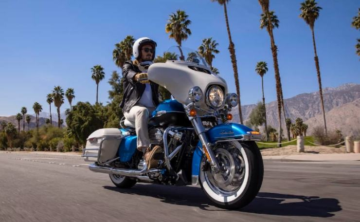 The Harley-Davidson Electra Glide Special is the first model in the Icons Collection