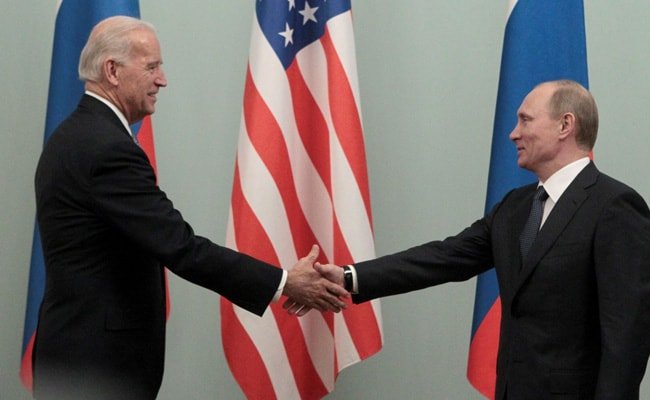 New US Sanctions won't 'Help' Putin-Biden Summit Plans: Russia