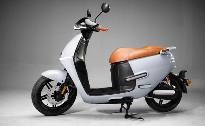 The Horwin EK3 electric scooter is introduced by Austrian EV brand Horwin