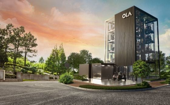 Ola Electric announces plans to unveil the world's largest EV charging network
