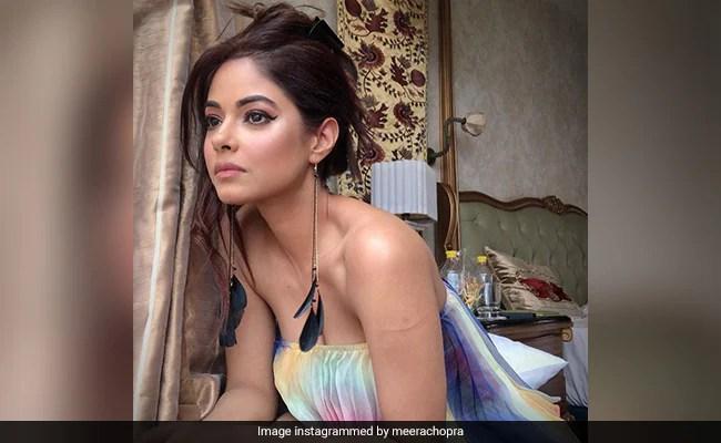 'Not Got Any Work Because Of Priyanka,' Says Cousin Meera Chopra