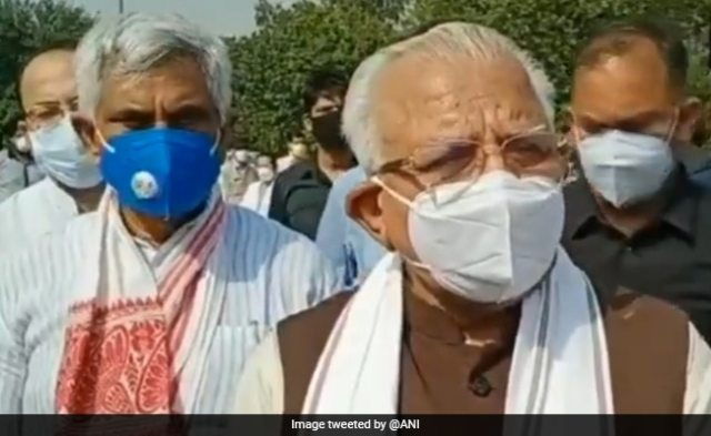 Haryana Officials Dismantle Manohar Lal Khattar's Temple Built By Locals