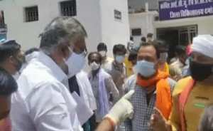 Shocker from Union Minister Prahlad Patel to a man looking for oxygen: 2 slaps