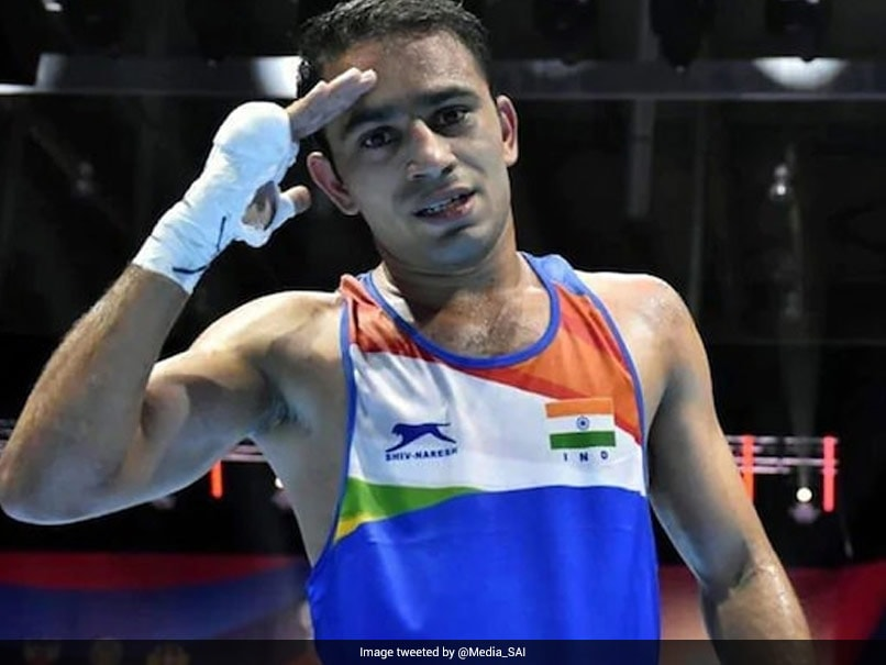 Amit Panghal Reaches Semis Of Governors Cup In Russia