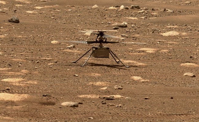 NASA Delays Mars Helicopter Flight For Tech Check